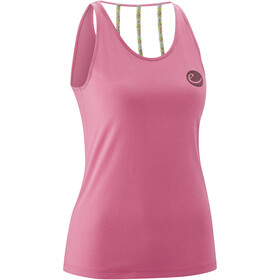 Edelrid Free Solo Top sin Mangas Mujer, raspberry